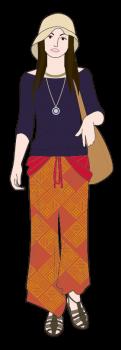 hantaisyoku