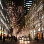 東京のクリスマスイルミネーション2017年の開始と名所情報!