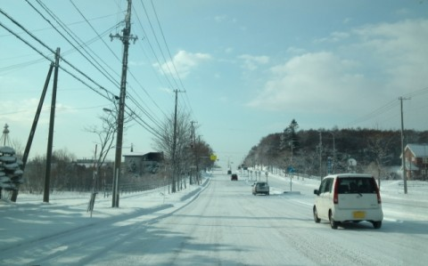 snow-driving