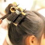 七五三の髪型で3歳女の子の簡単なやり方&ヘアアレンジのコツ!